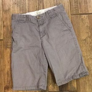 Little guy khakis shorts